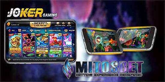 Bermain Slot Joker Gaming Dengan Cara Yang Mudah